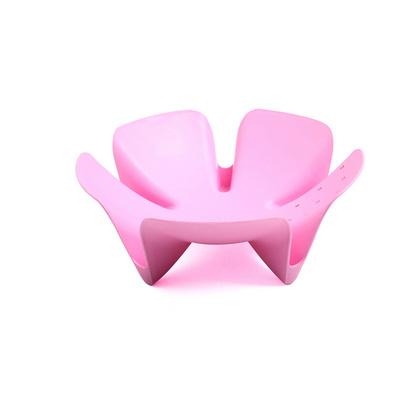 创意爱心果盘 花形水果盘 糖果盆 干果盘子