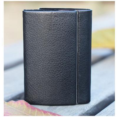 創意雙面裝 皮名片盒名片包卡片夾