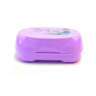 卡通皂盒 肥皂盒 日式 自帶接水盒定制