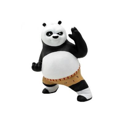 功夫熊貓2 阿寶存錢罐 卡通儲蓄罐 搪膠公仔禮物玩偶
