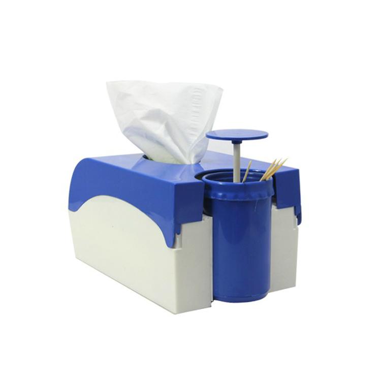 多功能紙巾盒 紙巾筒 牙簽筒 紙巾抽屜定制