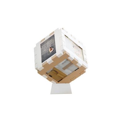 DIY拼圖相架相框套裝 卡通相框相架 塑料相架 可印LOGO