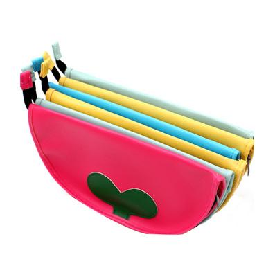 创意多功能杂物收纳包 鼠标垫 胡子笔袋定制