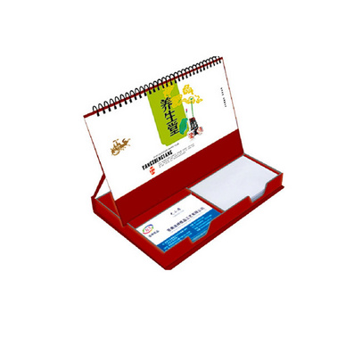 文具便簽盒卡紙臺歷座 創意名片便簽盒 文具盒