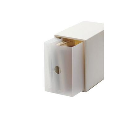日式抽屜收納盒 桌面收納盒 化妝飾品雜物整理盒