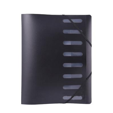 風琴文件夾 繩捆資料夾 風琴包批發 時尚風琴包文件夾定制