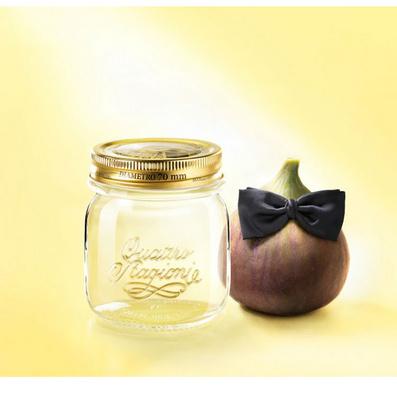 意大利進口玻璃瓶儲物罐異域風情四季密封罐7種可選