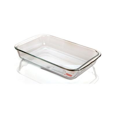 高品质钢化玻璃烤盘 可用微波炉 菜盘