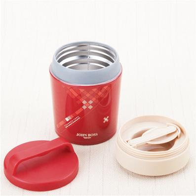 新款真空燜燒罐 300ml保溫罐外帶保溫飯盒