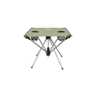 零度探索LIVTOR 戶外便攜式帆布折疊桌椅子5件套露營釣魚