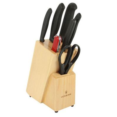 維氏瑞士軍刀豪華版廚刀套裝 廚刀中式中片刀套裝