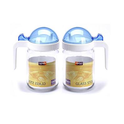 魔幻厨具 礼盒六件套玻璃油壶调味瓶 礼品套装