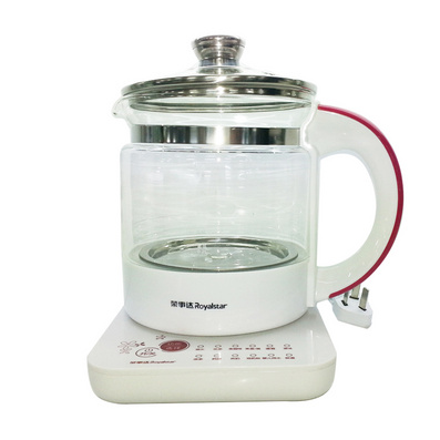 榮事達養生壺正品加厚玻璃全自動中藥壺分體電煎藥壺煮茶