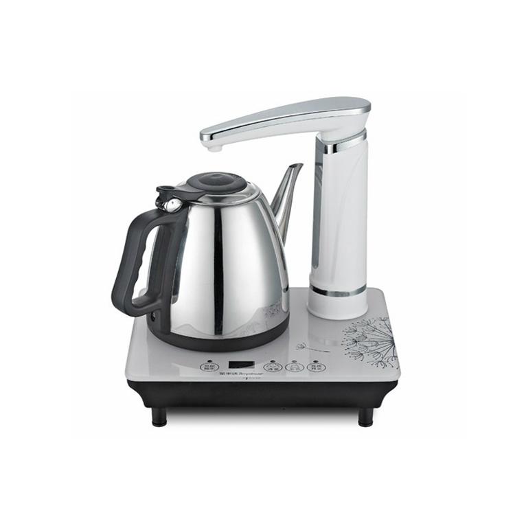 荣事达 自动上水电热水壶加水抽水器烧水壶电茶壶