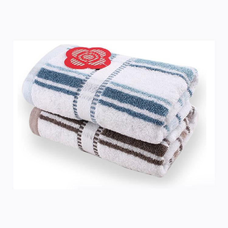 洁丽雅毛巾 100%棉全棉毛巾 美容面巾洁面巾90g