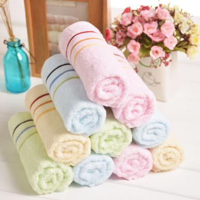 潔麗雅毛巾 純棉強吸水舒適面巾  柔軟 超強吸水