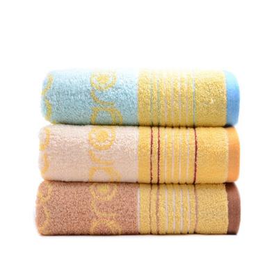 洁丽雅 加厚柔软 毛巾  纯棉 强吸水特柔面巾