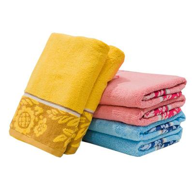正品潔麗雅 純棉榮華加厚浴巾 390克