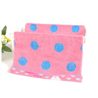 新款潔麗雅童巾 正品配套小毛巾嬰兒寶寶 純棉