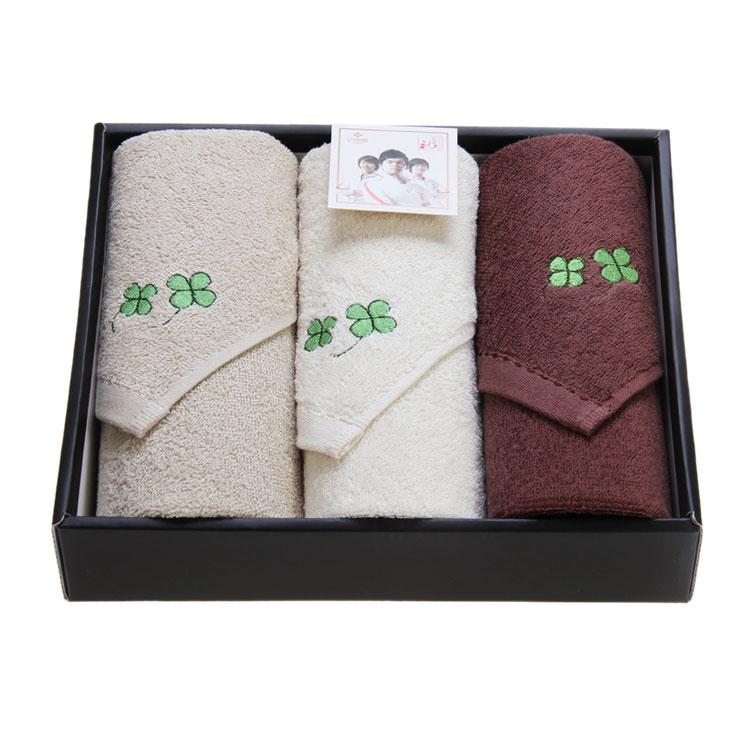 洁丽雅 纯棉正品毛巾面巾 夏鸣系列毛巾礼品