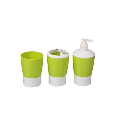 浴室三件套 洗簌套裝牙刷架套裝漱口杯乳液瓶