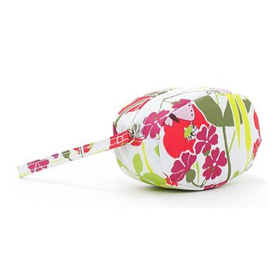 韓版化妝包子母包清新花朵大牌手拿包