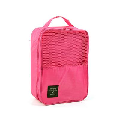 旅行出行必备 大容量多层防水鞋包 鞋袋 便携衣物收纳包
