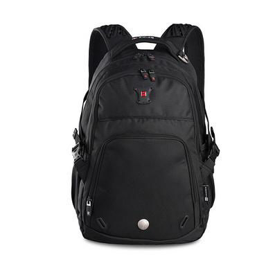 SWISSWIN瑞士軍刀背包 休閑雙肩包男女學生運動書包旅行包