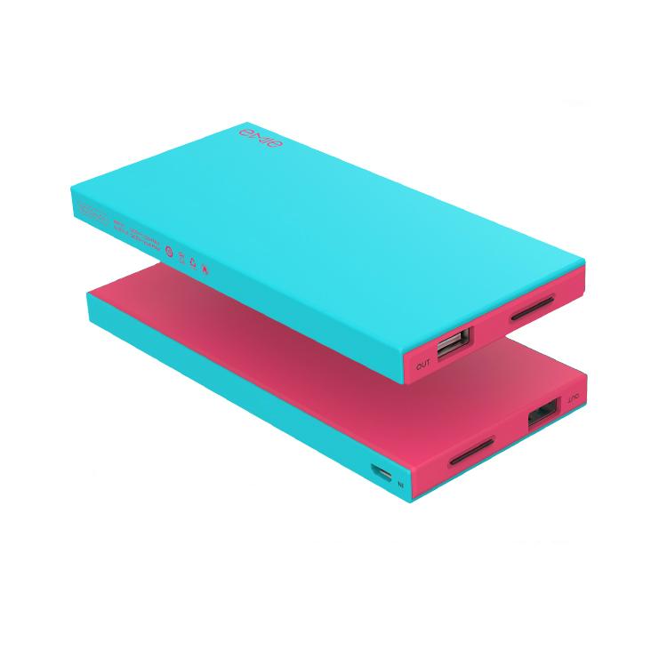 印记- 宣言超薄聚合物充电宝可爱正品移动电源通用
