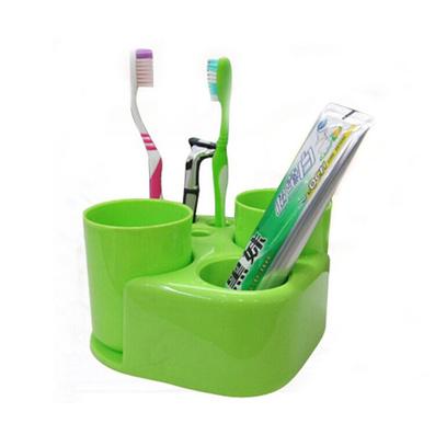 時尚簡約創意牙刷架 牙刷座 刷牙套裝洗漱套裝