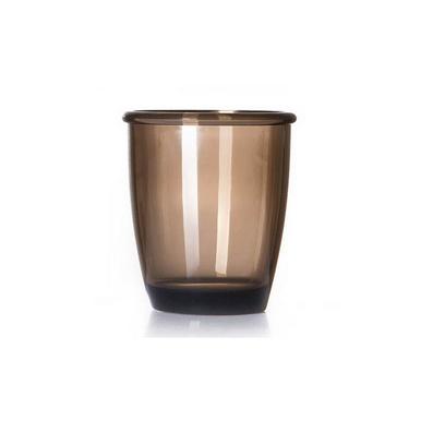 北歐風亞克力圓形簡約漱口杯 情侶刷牙杯洗漱杯水杯