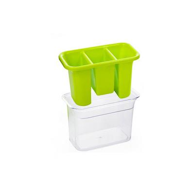 廚房瀝水筷子盒 塑料筷子架筷子筒筷籠筷子桶