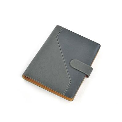 8.5寸拼接活页记事本 A5中号 活页笔记本 商务时尚本子可定制LOGO