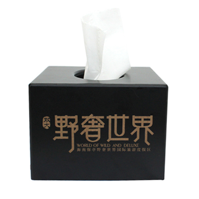 高档木质纸巾盒实木方形餐巾盒抽纸盒纸巾筒卷纸盒定制