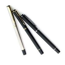 高档广告金属签字笔商务会议签字笔会议礼品定制印刷LOGO