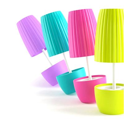 艺术盆栽洗漱套装创意牙刷架防尘除菌洗漱杯必威体育在线平台
