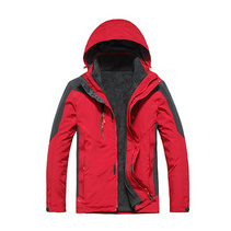 正品戶外防風沖鋒衣保暖男式秋冬沖鋒服定做可印LOGO