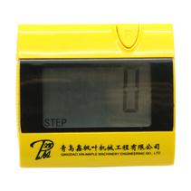 新款数字计步器便携迷你电子计步器定制