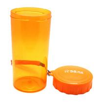 多色120ml塑料水杯便攜透明帶蓋防漏塑料茶杯定制企業禮品定制刻字