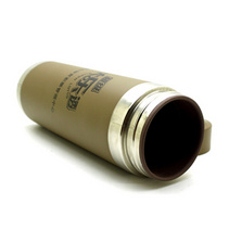 高檔紫砂水杯380ml不銹鋼真空保溫杯定制辦公杯可印LOGO