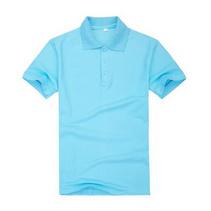 高檔商務男女款240g CVC(65%棉 35%滌)T恤定制可印LOGO