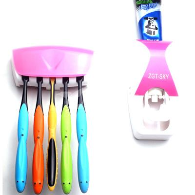 全自動擠牙膏器