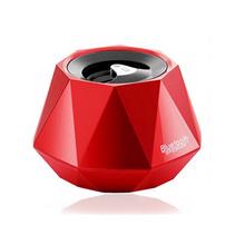 時尚鉆石車載藍牙音箱無線免提便攜式低音炮迷你小音響