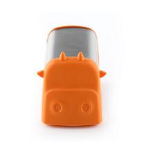 犀牛牙签盒手压式自动牙签筒罐创意牙签筒