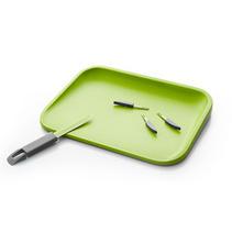 多功能刀叉组合切菜板便携抗菌砧板辅食小案板