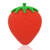 商务送礼硅胶钥匙包胡萝卜  草莓钥匙包水果蔬菜锁匙扣