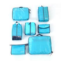 戶外旅行包  便攜旅行包七件套定制