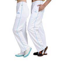 春夏款男女衛褲 居家散步晨練純棉運動褲直筒男女式長褲