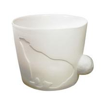 創意動物陶瓷杯 馬克杯咖啡陶瓷水杯定制