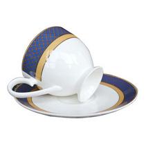 歐式咖啡杯碟 2杯2碟咖啡杯套裝 下午茶具